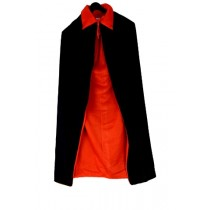 Dracula Cape Child Size (5-12Age)