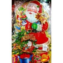 Santa Poster Cut Outs