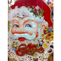 Santa Big Poster