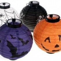 Halloween Lantern ( Assorted Color )