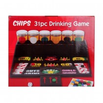 Drinking Game - Chips 31pcs