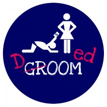 Doomed Groom Badge