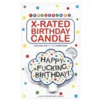Happ Bday Candle
