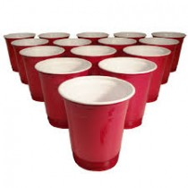 Beer Pong Glasses(set of 15pcs)