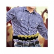Shot Glass Bullet Belt