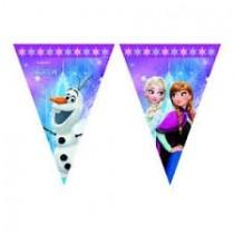 Tringular Banner - Frozen