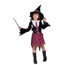 Hermoine Harry Potter Halloween Costume (Size L  5-7years)