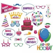 Photo Stick Set - Birthday 1