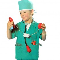 Doctor Costume ( 3 to 7 years age )