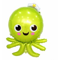 Octopus Foil Balloon