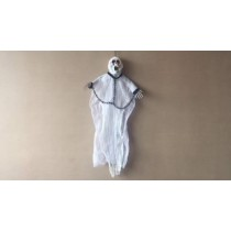 Light-up Halloween Chained Ghost Decoration