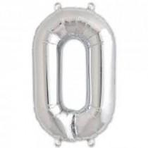 0 - Silver Foil Balloon 40 inches