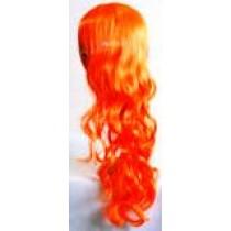 Orange Coloured Wigs