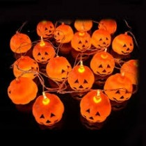 Pumkin light String