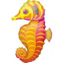 Sea Horse Foil Balloon