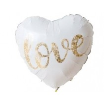 Elegant Love Foil Balloon