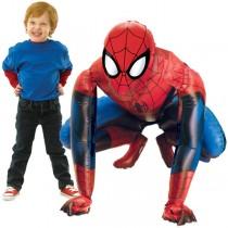 Spiderman Air walker Foil Balloon