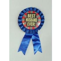 Best Husband Ever Badge
