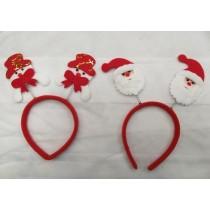 Santa Headband