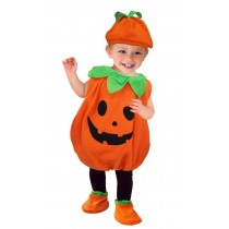 Baby Pumpkin Costume  Halloween