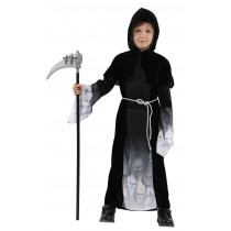 Costume - Grim Reaper Boy ( 7 - 9 years Size XL )