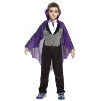 Costume - Evil vampire  ( 5-7 years size L )