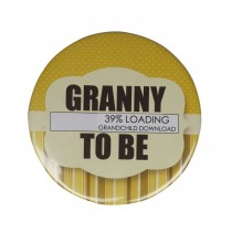 Grandma-to-be Badge