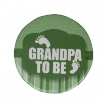 Grandpa-to-be Badge