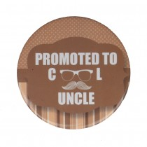 Uncle-to-be Badge