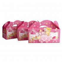 Pink Treat Box (Set of 3)