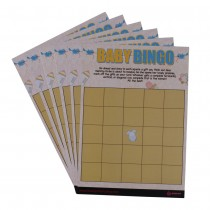 Baby Bingo (Set of 6 Cards)