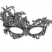 Mask Half lace (set of 3)