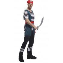 Pirate Adult Male Costume