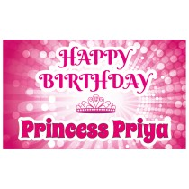 Pretty Princess Banner