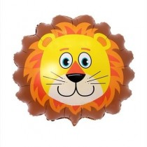 Lion - Animal Foil Balloon
