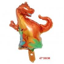 Dinosaur Foil Balloon - T Rex