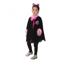 Cat Girl  Halloween Costume - Medium Size (5-7age)