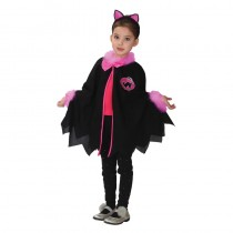 Cat Girl  Halloween Costume - Small Size (3-5 age)