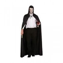 Cape - Black  Dracula Adult