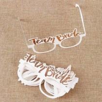 Eyeglasses - Team Bride Paper Glasses (6pcs/set)
