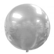 "Foil -   Silver  Ball 18"""