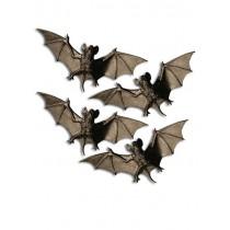 Halloween Decor - Bats ( Set of 4 )