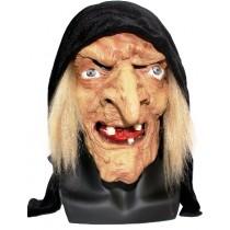 Mean Witch Premium Halloween Mask