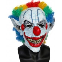 Scary Clown Halloween Mask - Super Premium Quality
