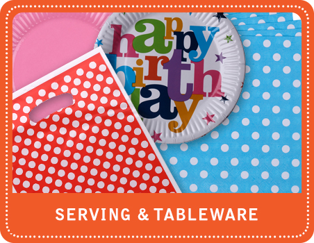 Serving and Tableware